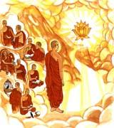 殊胜/净化身、口、意三业道,是圣人所指示的道路。